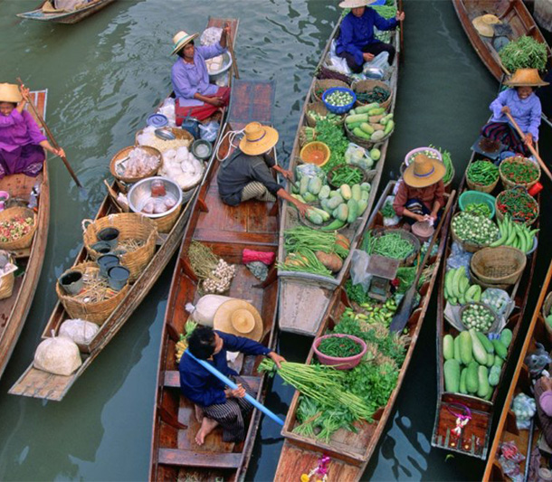 The Mekong Delta By Boat (3 days)
